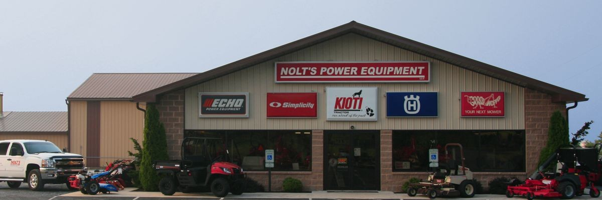 Permalink to: Nolt's Power Equipment uses ABC